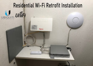 Residential Wi-Fi Retrofit