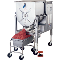 Commercial meat grinders is an essential Butcher's appliance for fine chopping and/or mixing of raw meat, fish. Choice from a Table Top or Floor models ranging in the size capacity