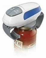 Hamilton Beach Open Ease Automatic Jar Opener Open any size jar lid effortlessly with this Hamilton Beach® Open Ease™ Automatic Jar Opener. Fits comfortably in hand with easy two-button operation.