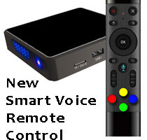 New Smart Voice Streaming Box