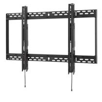 """Universal Flat Wall Mount for 46"""" to 90"""" Displays"""