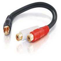 RCA Y Mono Cable